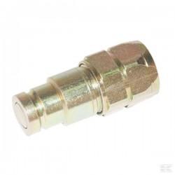 SKVM06C04 Szybkozłącze wtyczka płaskie, FH062IGF04