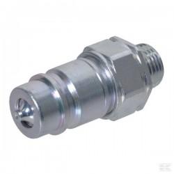 SKPM12L18 Szybkozłącze, wtyczka ISO 12,5 M18 x 1,5
