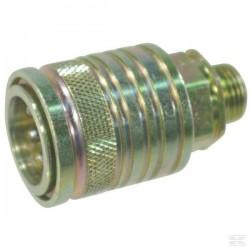 SKPF12L18, HP101L1218 Szybkozłącze gniazdo grzybkowe