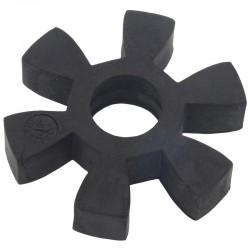 1580010903, 010903 Wkładka gumowa sprzęgła, VP-70, DVP-170
