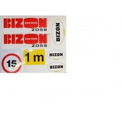 NAKBIZON58 NAKLEJKA KPL BIZONZ-58