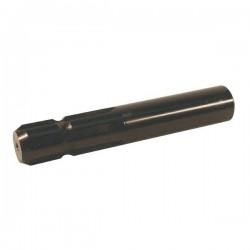 6735451KR, 614397015 Wałek profilowany, 1 3/8 Z6, jednostronny, L-450 mm