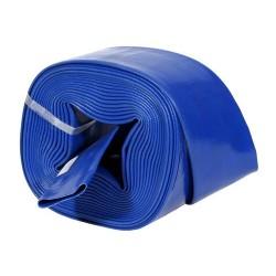 Wąż niebieski tłoczny 50mm /10m BEZ ZŁĄCZY