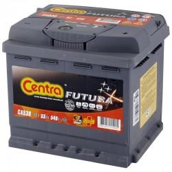 CA530 Akumulator Centra Futura, 12 V, 53Ah, 540A, prawy,