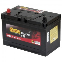 CB1005, 1771-110010-2 Akumulator Centra Plus, 12 V, 100Ah, 720A, lewy