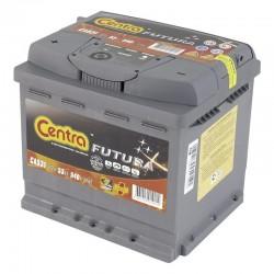 CA531, 1771-105321-1 Akumulator Centra Futura, 12 V, 53Ah, 540A, lewy