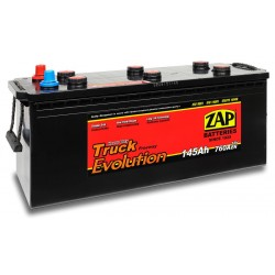 64520, 645 20 Akumulator ZAP TRUCK EVOLUTION 12V 145h 800A