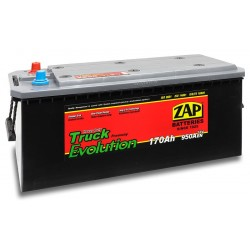 67018, 670 18 Akumulator ZAP TRUCK EVOLUTION, 12V, 170Ah, 950A
