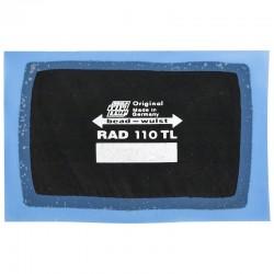 4003115121109, 115121109 Wkład naprawczy do opon radialnych Tip Top, 110 TL, 75 x 55 mm