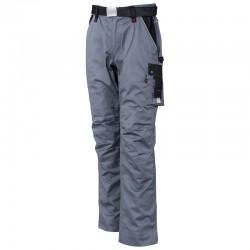2030090098, 19602030090098 Spodnie robocze GWB szaro-czarne, roz. L