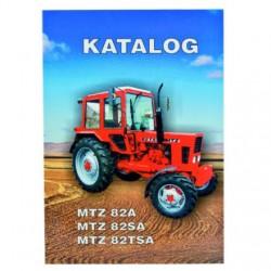 627MTZ82A Katalog ciągnik MTZ-82A / 82SA / 82-TSA