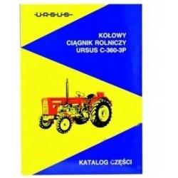 26000000000363, 0000000363 Katalog Ursus C-360 3P, C-360-3P