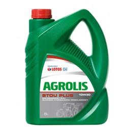 Olej AGRO STOU PLUS 10W30 5L