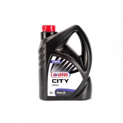 Olej LOTOS CITY DIESEL 20W50
