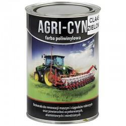 1000501010, 501010 Farba Agri-Cyn (Agrotec), zielona pasująca do DEUTZ1 l