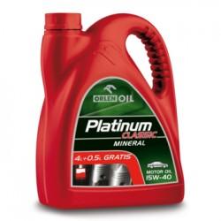 OLEJ PLATINUM CLASSIC 15W40 MINERALNY 4.5L