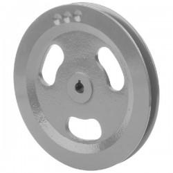 30256833032, 6833032 Koło pasowe pompy hydraulicznej, 210 mm, Claas