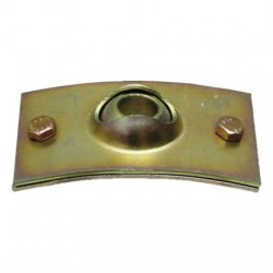525324799, 324799 Panewka łożyska, dół 14 mm, New Holland