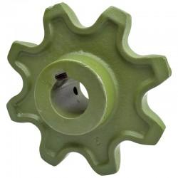 3045Z10997, Z10997 Koło zębate podajnika, ziarnowego, Z-8, O 25 mm, JOHN DEERE
