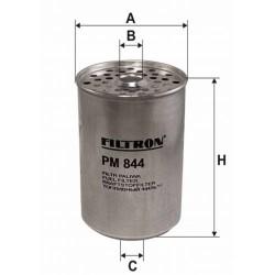 WP-40-5X Wkład filtra paliwa, pasuje do MF 4 cyl.