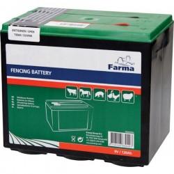 702007FA Bateria sucha 9V 120 Ah