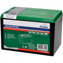 702006FA, 580601, 1678-350501 Bateria sucha 9V 55 Ah