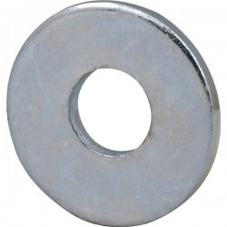 051016 Podkładka płaska poszerzana ocynk, O 16 mm