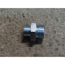 D889110127318P15L, 110127318P15L Złącze proste, M27 x 2 18P - M22 x 1.5 15L
