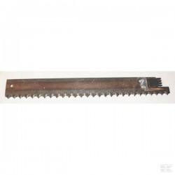 26502722Z Nóż wycinaka kiszonek pasuje do Strautmann, 760 X 95 X 4 FI 12,5 265-02.722