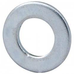 05020008, 050208 Podkładka płaska ocynk, O 8 mm, 8X18