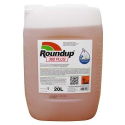 ROUNDUP 360 SL PLUS A 20L