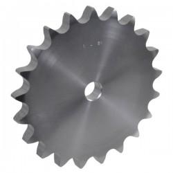 """PW115, 837011 025 15 Tarcza koła łańcuchowego pojedyńcza DIN 8187 1"""" x 17.02 mm, 15 zębów"""