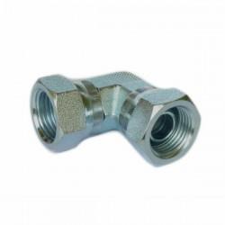 Kolanko hydrauliczne metryczne AA 90 22/22, M22x1.5/M22x1.5