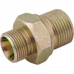 0088407091, 88407091 Złącze przewodów obwodu hydraulicznego, pasuje do C-385, 22X22 1-PŁASKIE
