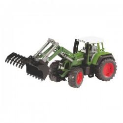 U02062, U 02062 Traktor Fendt 926 Vario z ładowaczem