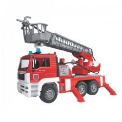 U02771, U 02771 Wóz strażacki MAN z drabiną i sygnałem