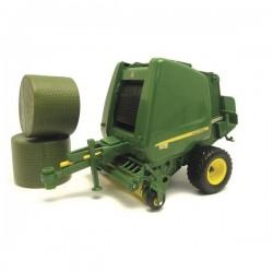 1994TM42710, TM42710 Prasa rolująca Big Farm John Deere 854