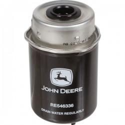 RE546336 Filtr paliwa org  JD, JOHN DEERE