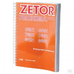 33217341  Katalog Zetor 3321-7341
