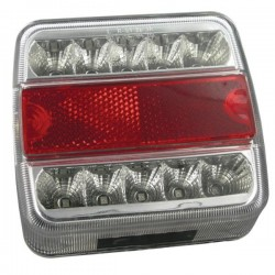 LA99190, LA99190GP Lampa tylna, 12 V, 18 LED