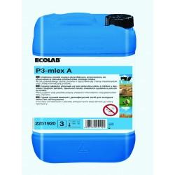 """HEN1024, 1580HEN1024 Preparat do mycia i dezynfekcji zasadowy """"P3-mlex A"""", 24 kg"""