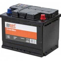 1062004 Akumulator 12V 62AH 500A, Gopart