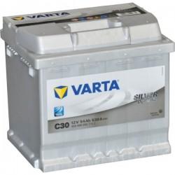 5544000533162 Akumulator Silver Dynamic, 12 V, 54 Ah, Varta