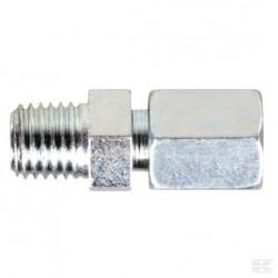 CLGEV4LLM6K Złączka śrubowa wkręcana 4LL, M6