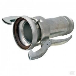 7031040210 Złącze dźwigniowe, na wąż ø 110 mm, KMG 108 x 4 cal.