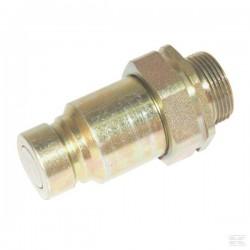 SKVM10L18 Szybkozłącze wtyczka płaskie, FH102L1218