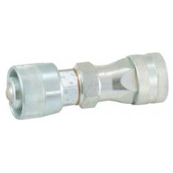 65650493R Szybkozłącze hydrauliczne redukcja wtyczka / gniazdo EURO