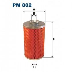 Wkład filtra paliwa WP10-5/A C-385 Zetor PM 802