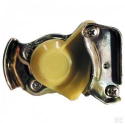 T710410 Główka sprzęgu, żółta, autom. M16