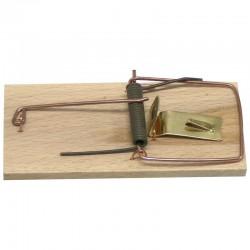 1704181402, 181402 Łapka na myszy drewniana